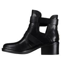 Afbeelding van Guess FL5FONLEA10 dames laarzen zwart