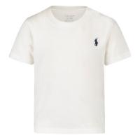 Afbeelding van Ralph Lauren 320674984 baby t-shirt wit