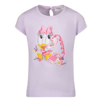 Afbeelding van MonnaLisa 317619PH baby t-shirt lila