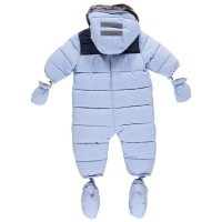 Afbeelding van Timberland T96233 baby skipak licht blauw