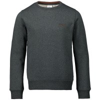 Picture of Boss J25E24 kids sweater anthracite