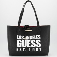 Afbeelding van Guess HWAF6422150 dames tas zwart