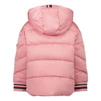 Afbeelding van Tommy Hilfiger KG0KG06054B babyjas licht roze