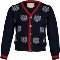Afbeelding van Gucci 512516 baby vest navy