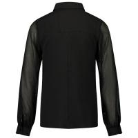 Afbeelding van NIK&NIK G6235 kinder overhemd zwart
