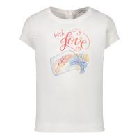Afbeelding van MonnaLisa 397612SY baby t-shirt wit