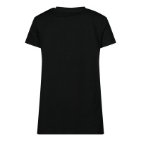 Afbeelding van Versace 1000056 babyjurkje zwart/wit