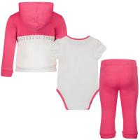 Afbeelding van Guess S1RG02 baby joggingpak fuchsia