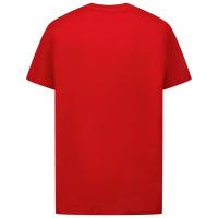 Afbeelding van Dsquared2 DQ048S kinder t-shirt rood