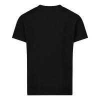 Afbeelding van Dsquared2 DQ0623 baby t-shirt zwart
