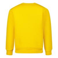 Afbeelding van Dsquared2 DQ0564 baby trui geel