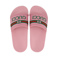 Afbeelding van Gucci 629741 kinderslippers roze