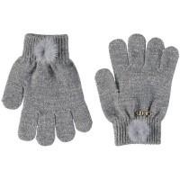 Afbeelding van Liu Jo K68122 kinder handschoenen grijs