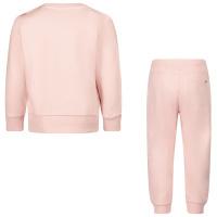 Afbeelding van Tommy Hilfiger KN0KN01357 baby joggingpak licht roze