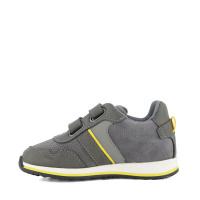 Afbeelding van Boss J09148 kindersneakers grijs