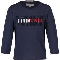Afbeelding van Tommy Hilfiger KG0KG03872B baby t-shirt navy