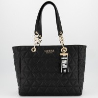 Picture of Guess HWVG7407230 womens bag black