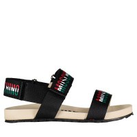 Picture of Moschino 0010502551 kids sandals black