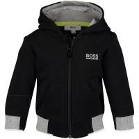 Afbeelding van Boss J05685 baby vest zwart