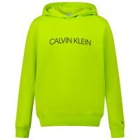 Afbeelding van Calvin Klein IU0IU016 kindertrui fluor groen