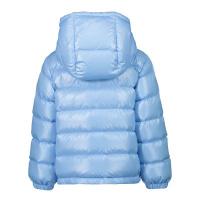 Afbeelding van Moncler 1A53520 babyjas licht blauw