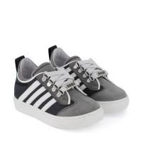 Afbeelding van Dsquared2 65022 kindersneakers grijs