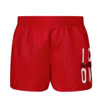 Afbeelding van Dsquared2 DQ0279 baby badkleding rood