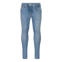 Afbeelding van Tommy Hilfiger KG0KG05748 B babybroekje jeans