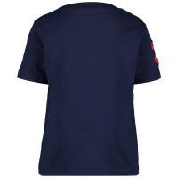 Afbeelding van Ralph Lauren 703646B baby t-shirt navy