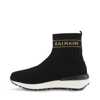 Afbeelding van Balmain 6P0D16 kindersneakers zwart