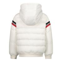 Afbeelding van Moncler 1A51520 babyjas off white