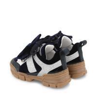 Afbeelding van MonnaLisa 8C8017 kindersneakers navy