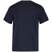 Picture of Boss J25Z04 kids t-shirt navy