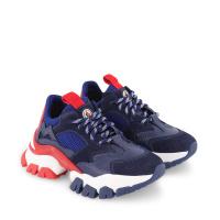 Afbeelding van Moncler 4M70700 kindersneakers navy