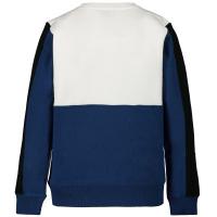 Afbeelding van Calvin Klein IB0IB00636 kindertrui wit/blauw