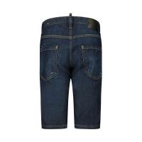 Afbeelding van Dsquared2 DQ024D D005K kinder shorts jeans