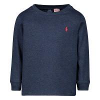 Picture of Ralph Lauren 320703642 baby shirt dark blue
