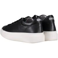 Afbeelding van Deabused 17396 dames sneakers zwart