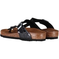 Picture of Birkenstock 1008204 kids flipflop black