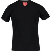Afbeelding van Jacky Girls JGFW18065 kinder t-shirt zwart