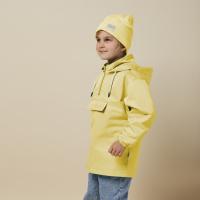 Afbeelding van SEABASS ANORAK RAIN JACKET kinderjas geel