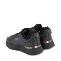 Afbeelding van Mallet KIDS KINGSLAND kindersneakers zwart