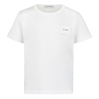 Afbeelding van Dolce & Gabbana L1JT7T G7OLK baby t-shirt wit