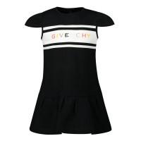 Afbeelding van Givenchy H02056 babyjurkje zwart