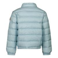 Afbeelding van Moncler 1A10400 babyjas licht blauw