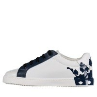 Afbeelding van Dolce & Gabbana DA0608 AU613 kindersneakers wit