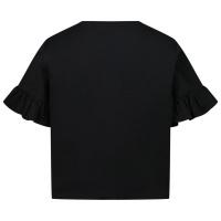 Afbeelding van Givenchy H15201 kinder t-shirt zwart