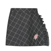 Afbeelding van MonnaLisa 318405A4 baby shorts licht grijs