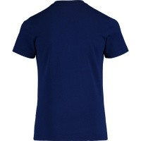 Picture of Dsquared2 DQ039Y kids t-shirt cobalt blue