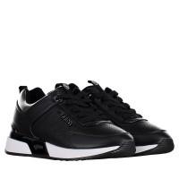 Afbeelding van Guess FL5MRLFAL12 dames sneakers zwart